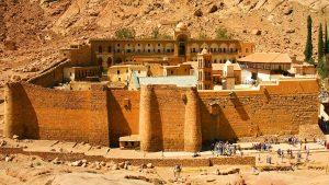 St Catherine Monastery and Mount Sinai